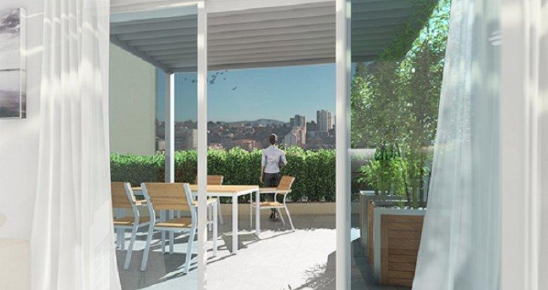 Achat / Vente programme immobilier neuf Marseille 13 proche Saint Just et Malpassé (13013) - Réf. 2593