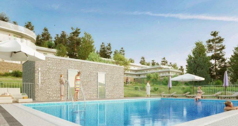 Achat / Vente programme immobilier neuf Marseille 13 secteur Château Gombert (13013) - Réf. 5899