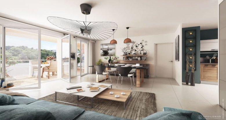 Achat / Vente programme immobilier neuf Marseille 14 à 15 minutes du centre-ville (13014) - Réf. 5350