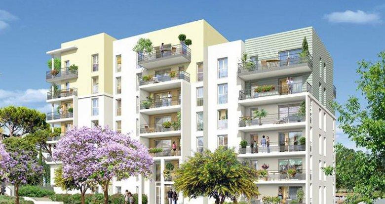 Achat / Vente programme immobilier neuf Marseille 15è arrondissement proche la Poste (13015) - Réf. 1033