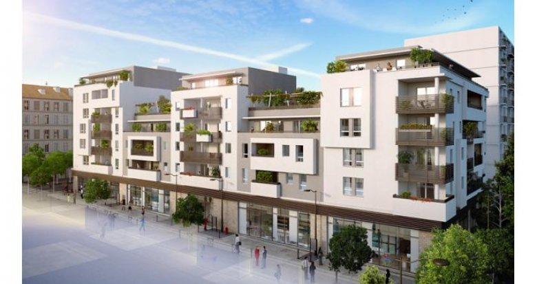 Achat / Vente programme immobilier neuf Marseille 2 la Joliette (13002) - Réf. 1174
