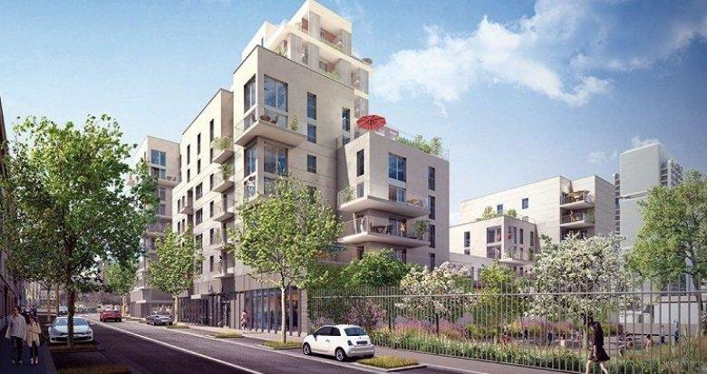 Achat / Vente programme immobilier neuf Marseille 3 à 10 minutes du Vieux Port (13003) - Réf. 1618