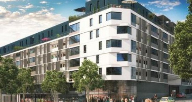 Achat / Vente programme immobilier neuf Marseille 3 proche Euromed (13003) - Réf. 904