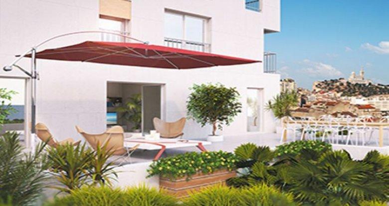 Achat / Vente programme immobilier neuf Marseille 6ème proche de Castellane (13006) - Réf. 298