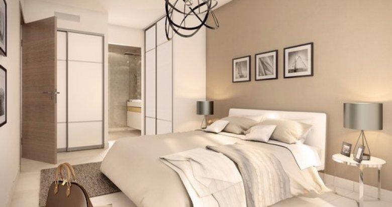 Achat / Vente programme immobilier neuf Marseille 7 avec vue sur mer (13007) - Réf. 2012