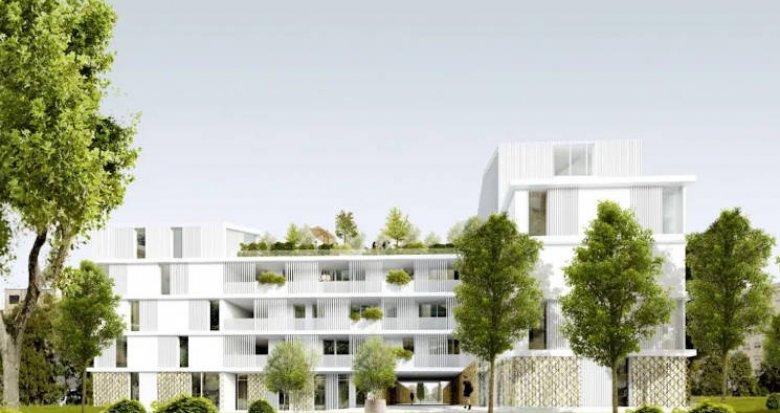 Achat / Vente programme immobilier neuf Marseille 8 au cœur du quartier de Saint Anne (13008) - Réf. 4606