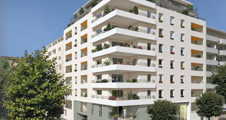 Achat / Vente programme immobilier neuf Marseille 8 Prado village (13008) - Réf. 1952
