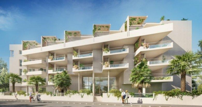 Achat / Vente programme immobilier neuf Marseille 8 proche du parc Borély (13008) - Réf. 2217