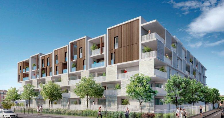 Achat / Vente programme immobilier neuf Marseille 8 quartier Saint-Anne (13008) - Réf. 1581