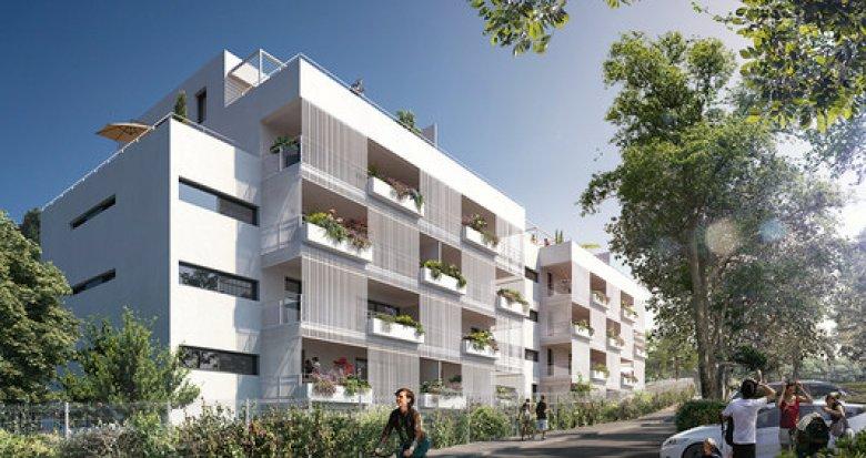 Achat / Vente programme immobilier neuf Marseille 8 secteur Clot Bey (13008) - Réf. 4078