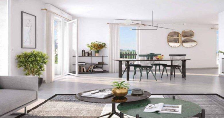 Achat / Vente programme immobilier neuf Marseille 8 secteur Vieille Chapelle (13008) - Réf. 4815