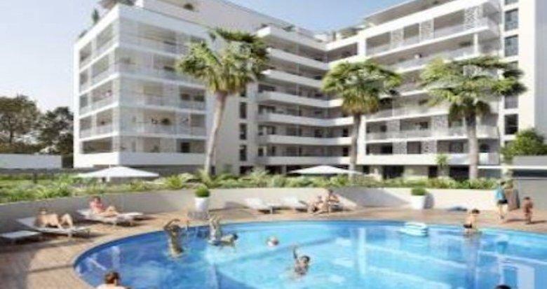 Achat / Vente programme immobilier neuf Marseille 8 secteur Vieille Chapelle (13008) - Réf. 4798