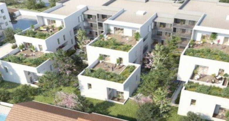 Achat / Vente programme immobilier neuf Marseille 9 secteur Romain Rolland (13009) - Réf. 3025