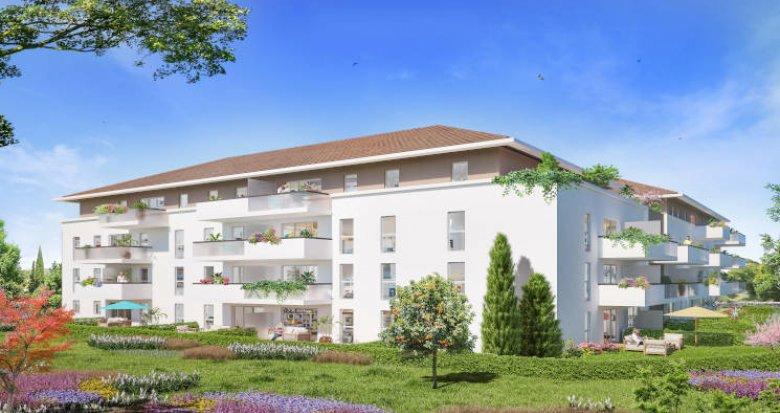 Achat / Vente programme immobilier neuf Marseille à 1 minute du bus (13013) - Réf. 4869