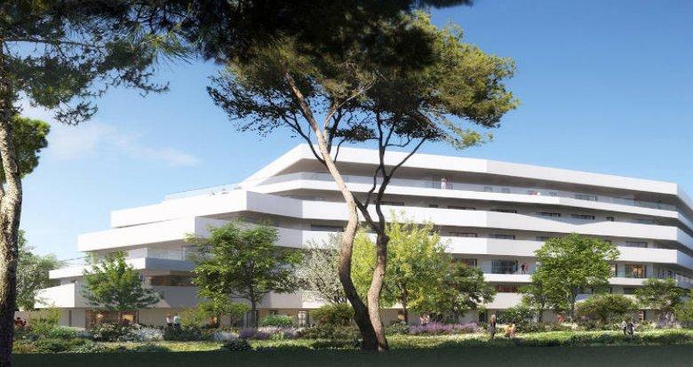 Achat / Vente programme immobilier neuf Marseille à 200 mètres de la mer (13008) - Réf. 3906