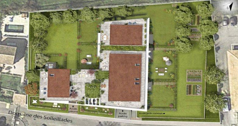 Achat / Vente programme immobilier neuf Marseille à 25 minutes du Parc national des Calanques (13011) - Réf. 4303