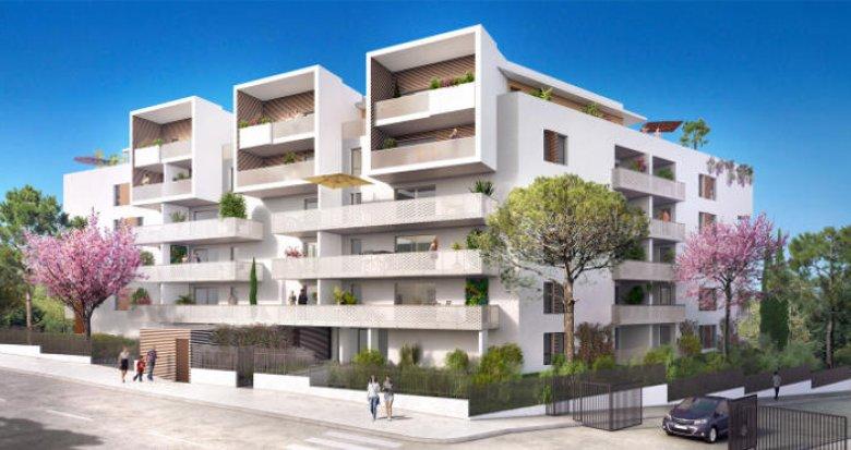 Achat / Vente programme immobilier neuf Marseille au cœur du 10ème arrondissement (13010) - Réf. 2407