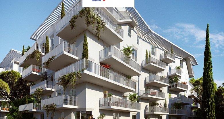 Achat / Vente programme immobilier neuf Marseille cœur du 9e arrondissement (13009) - Réf. 2987