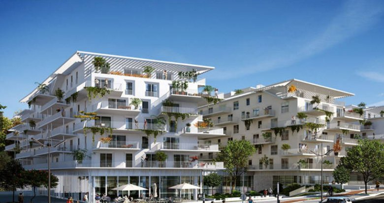 Achat / Vente programme immobilier neuf Marseille cœur du 9e arrondissement (13009) - Réf. 4326