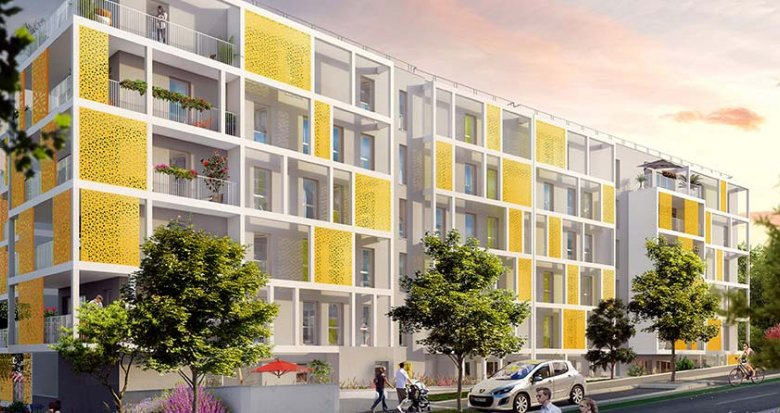 Achat / Vente programme immobilier neuf Marseille Croix Rouge (13013) - Réf. 1728