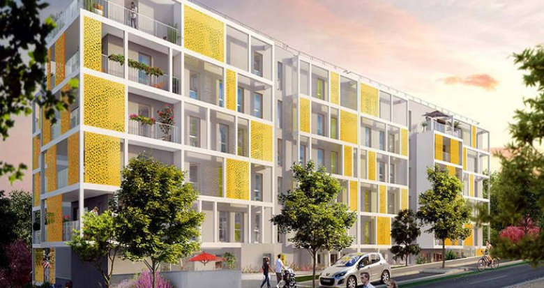 Achat / Vente programme immobilier neuf Marseille Croix Rouge (13013) - Réf. 5243