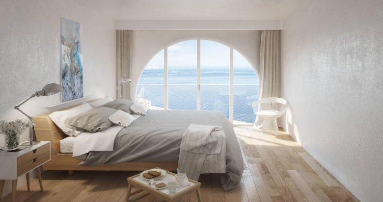 Achat / Vente programme immobilier neuf Marseille face à la Méditerranée (13002) - Réf. 4579