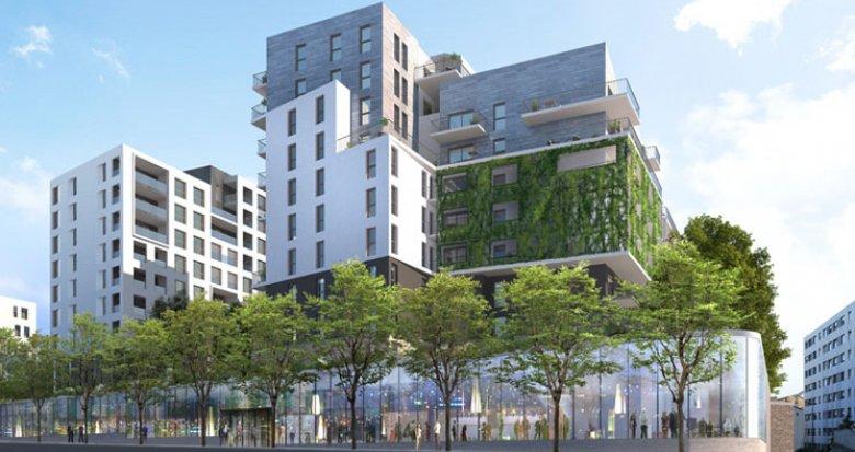Achat / Vente programme immobilier neuf Marseille proche parc Longchamps (13001) - Réf. 2261