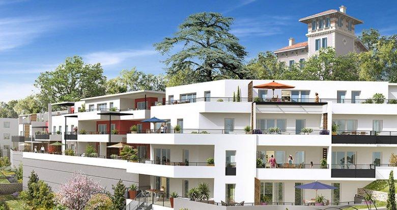 Achat / Vente programme immobilier neuf Marseille quartier Saint-Julien (13012) - Réf. 1305