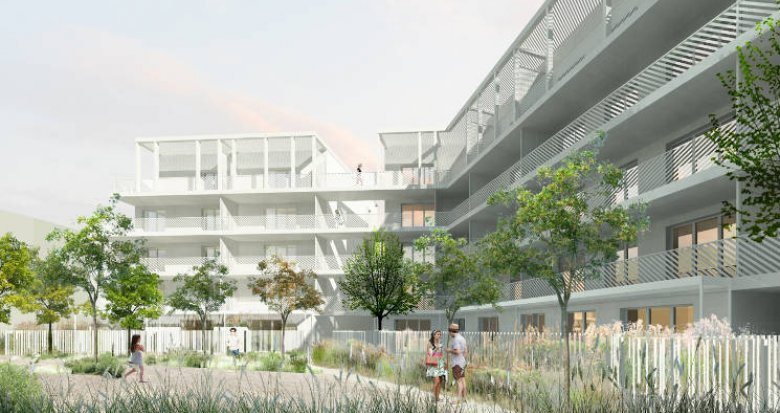 Achat / Vente programme immobilier neuf Marseille secteur de Sormiou et proche écoles (13009) - Réf. 4203