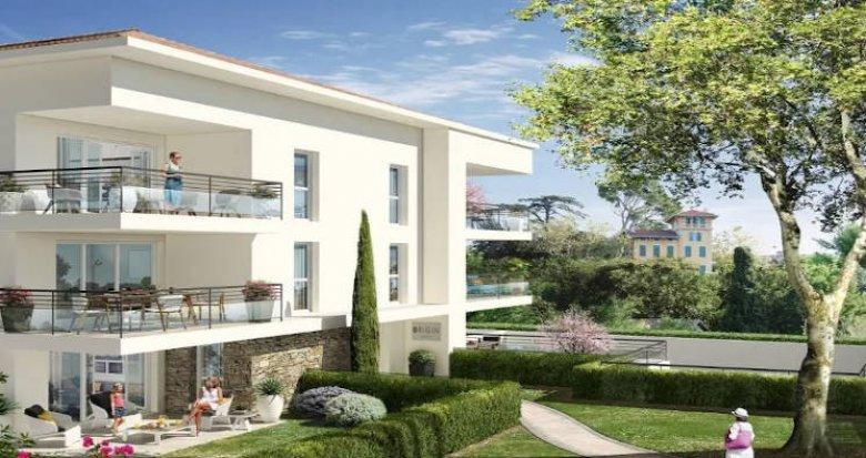 Achat / Vente programme immobilier neuf Marseille secteur des Caillois (13012) - Réf. 4179
