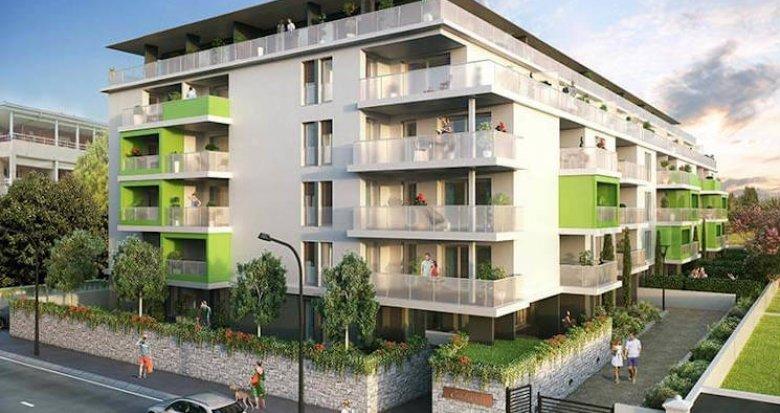 Achat / Vente programme immobilier neuf Marseille secteur Saint - Julien (13012) - Réf. 4314