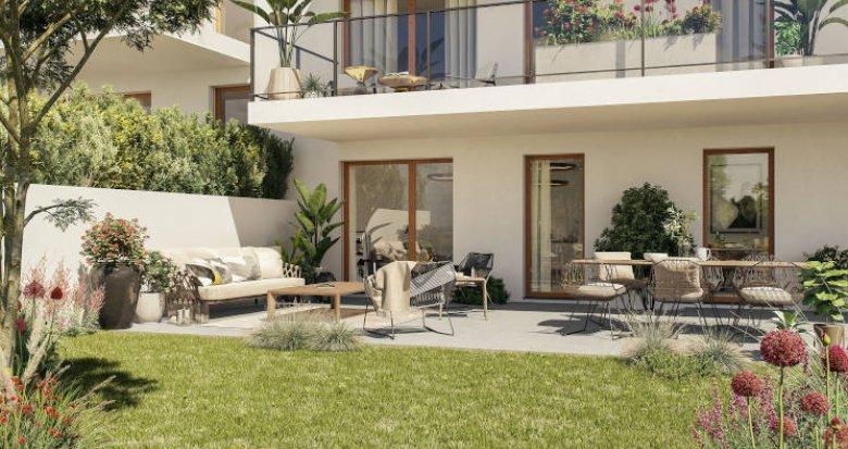Achat / Vente programme immobilier neuf Marseille secteur Wulfran-Puget (13008) - Réf. 4111