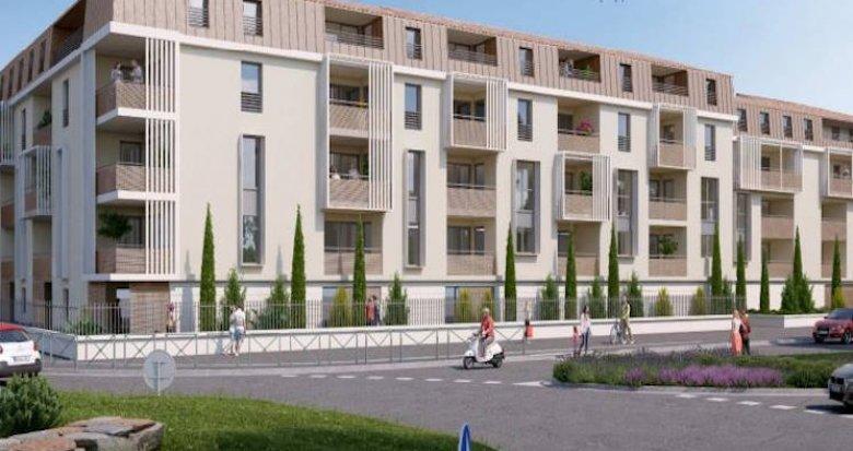 Achat / Vente programme immobilier neuf Miramas proche commerces et transports (13140) - Réf. 3891