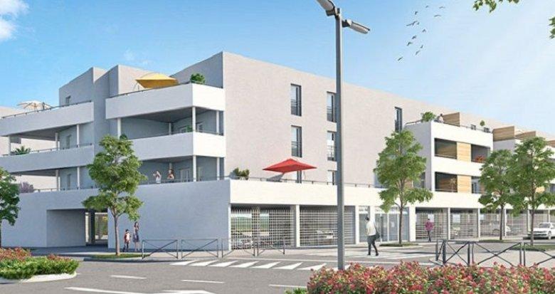 Achat / Vente programme immobilier neuf Miramas secteur très prisé résidentiel (13140) - Réf. 1308