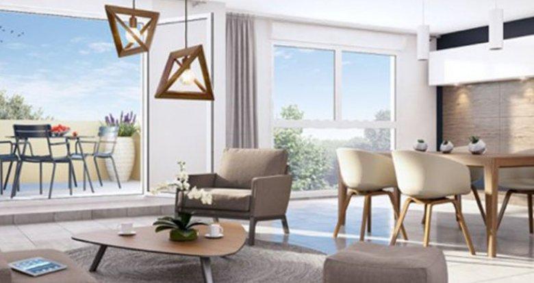 Achat / Vente programme immobilier neuf Peyrolles-en-Provence proche pôle d'activités (13860) - Réf. 2260