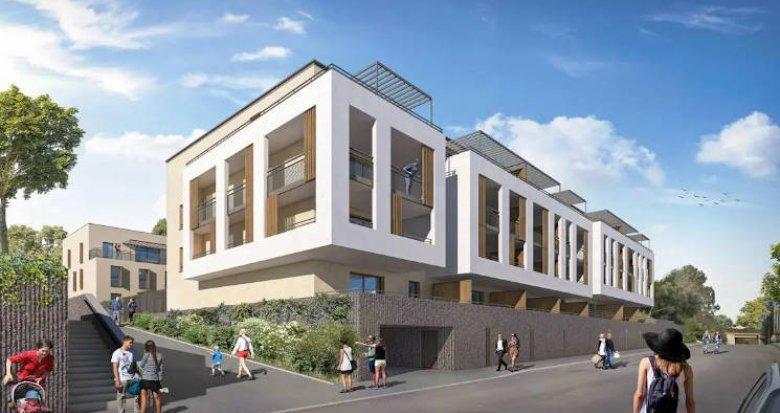 Achat / Vente programme immobilier neuf Port-de-Bouc Quai de la Liberté (13110) - Réf. 4090