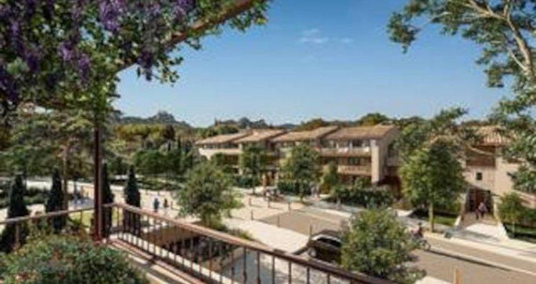 Achat / Vente programme immobilier neuf Saint-Rémy-de-Provence en plein cœur du village (13210) - Réf. 5966
