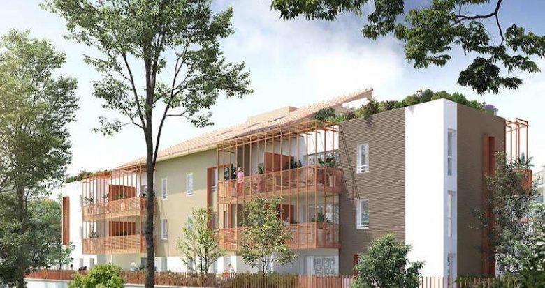 Achat / Vente programme immobilier neuf Salon-de-Provence à 1 minute du collège (13300) - Réf. 3929