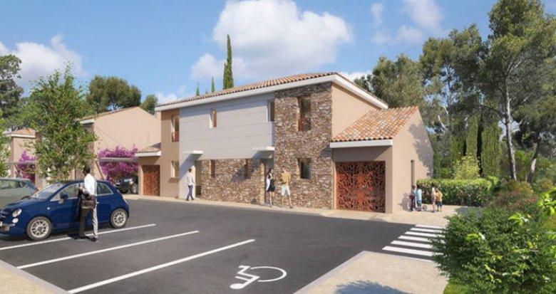 Achat / Vente programme immobilier neuf Salon-de-Provence proche gare (13300) - Réf. 3365