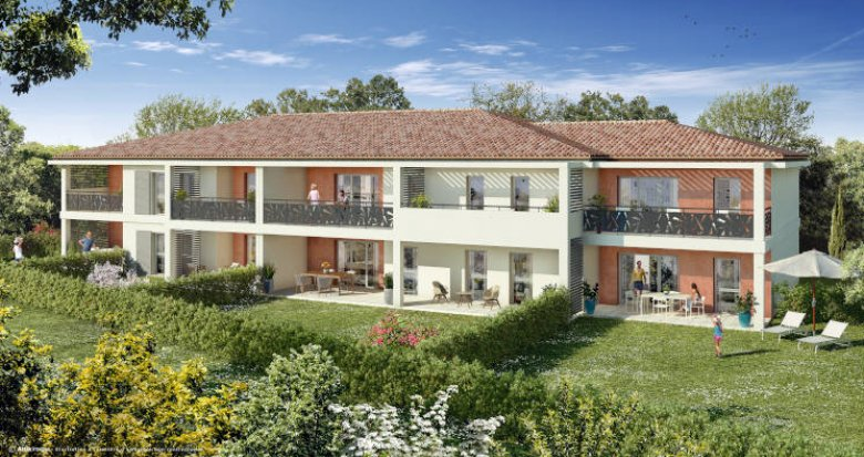 Achat / Vente programme immobilier neuf Trets village provençal à 25 min d'Aix-en-Provence (13530) - Réf. 5921