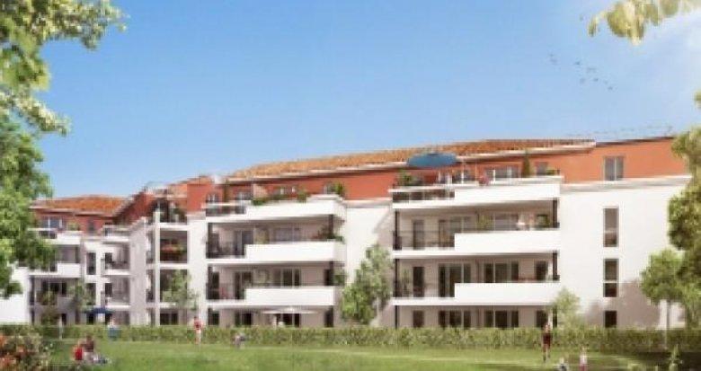 Achat / Vente programme immobilier neuf Vitrolles proche du Parc du Griffon (13127) - Réf. 396