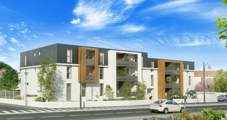 Achat / Vente programme immobilier neuf Vitrolles Village Médiéval (13127) - Réf. 3003